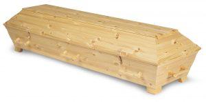 kiste begravelse Arie