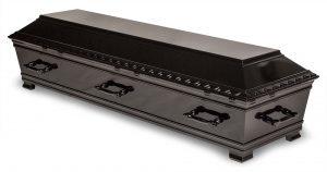 kiste begravelse Kantate klaversort