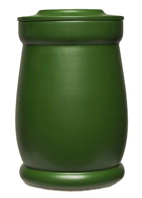 Hardangergrønn urne